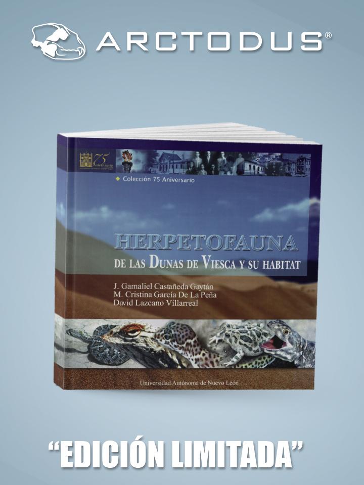 Herpetofauna de las Dunas de Viesca y su hábitat